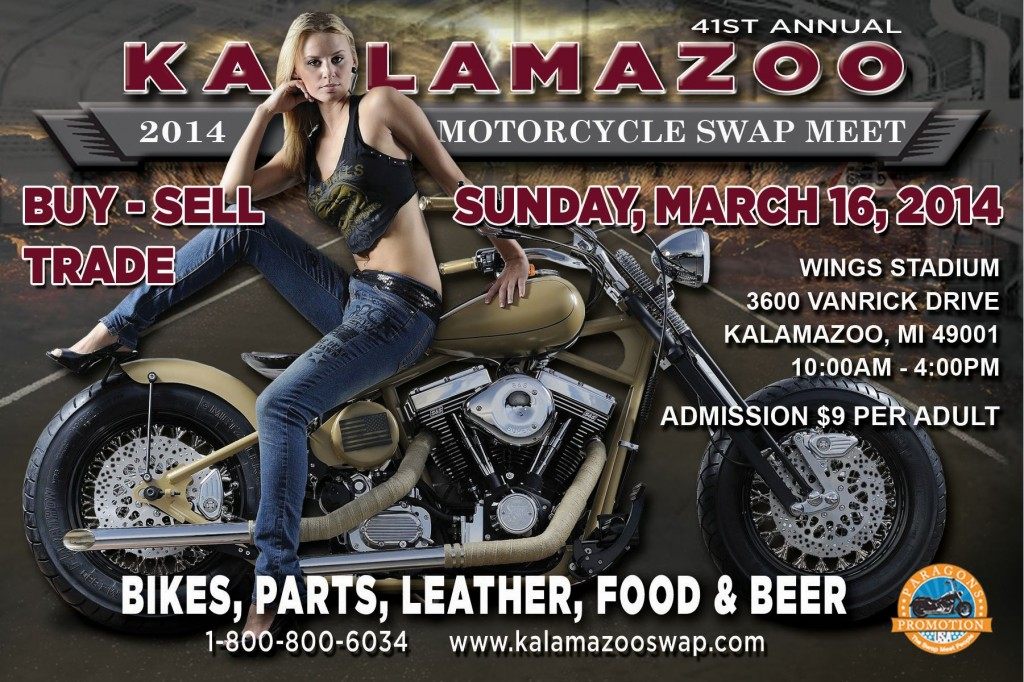 41st Annual Spring Kalamazoo (Michigan) Swap Meet